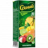 Нектар «Сочный фрукт» мультифрукт, 200 мл