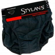 Трусы мужские «Stylan's» TM-SLO-ET.
