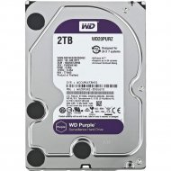 Жесткий диск «Western Digital» 2Tb Purple WD20PURZ.