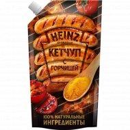 Кетчуп «Heinz» с горчицей, 350 г.