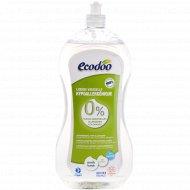 Средство экологическое для мытья посуды «Ecodoo» гипоалергенное, 1 л.