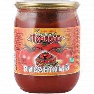 Продукт томатный «Синьор Помидор» пикантный, 500 г.