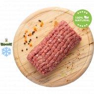 Фарш свинина-говядина замороженный, 1 кг.