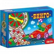 Настольная игра «Бинго. Машинки» DR-2961.