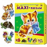 Макси-пазлы «Домашние животные» ПМ-7977.