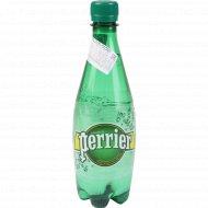 Вода минеральная «Perrier» газированная 0.5 л.