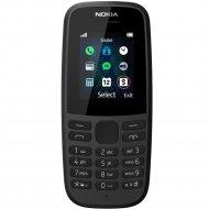 Мобильный телефон «Nokia» 105 TA-1203 SS, черный