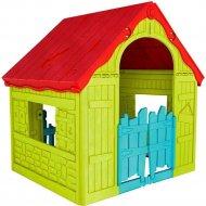 Домик игровой «Keter» Foldable Playhouse, бирюзово-зеленый.