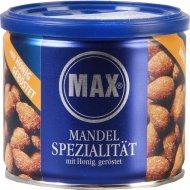 Миндаль «Max» обжаренный с медом, 150 г.