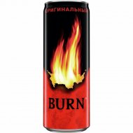 Напиток энергетический «Burn» оригинальный, 0.25 л.