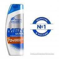 Шампунь мужской «Head&Shoulders» против выпадения волос, 400 мл