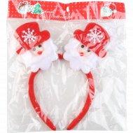 Сувенир-обруч «Дед мороз» 23 см, 1 шт.