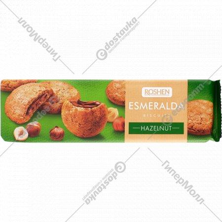 Печенье сдобное «Esmeralda» с ореховой начинкой, 170 г