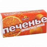 Печенье «Спартак» со вкусом апельсина 90 г.