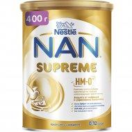 Сухая смесь «Nan supreme» с олигосахаридами, 400 г.