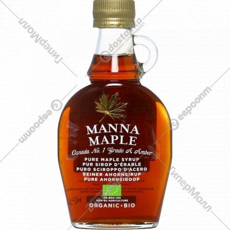 Сироп кленовый «Manna» 250 мл.
