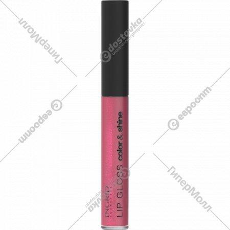 Блеск для губ «Ingrid» Color&Shine, 304, 3 мл.