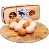 Яйца «Вясковыя» 10 шт.