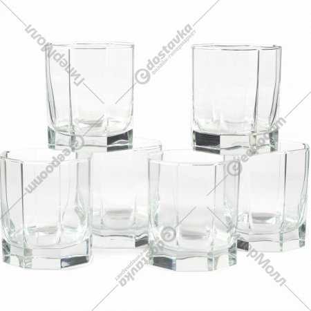 Комплект из стаканов «Octime» 300 мл, 6 шт.