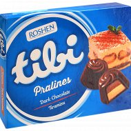 Конфеты шоколадные «Tibi pralines tiramisu» 120 г.