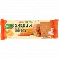 Хлебцы кукурузные «Grain Full» с морковью, 80 г.