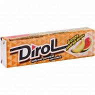 Жевательная резинка «Dirol» арбузно-дынный коктейль 13.6 г