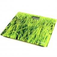 Весы напольные «Lumme» LU-1329, молодая трава