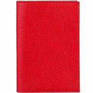 Бумажник для автодокументов «Fabula» BV.1.BK, красный