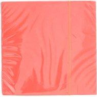 Бумага для заметок с липким слоем, розовая, 75х75мм, 100 л.