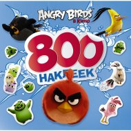 «Angry Birds. 800 наклеек».