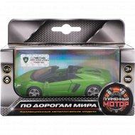 Машинка «Lamborghini Aventador LP700-4 Roadster».