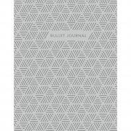 Блокнот «Bullet Journal» серый, 120 стр.