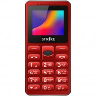 Мобильный телефон «Strike» S10, красный