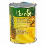 Кольца ананаса «Liberitas» 567 г