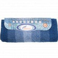Набор ковриков для ванны «Shahintex» Multimakaron 60х90+60х50 см, синий.