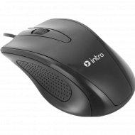 Мышь проводная «Intro» MU190 черная.