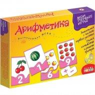 Мои первые игры «Арифметика» DR-1114.