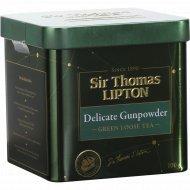 Чай зеленый «Sir Thomas Lipton» Delicate Grundpower, 100 г.