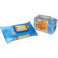 Влажные салфетки «Morbidea» для детей, 72 шт.