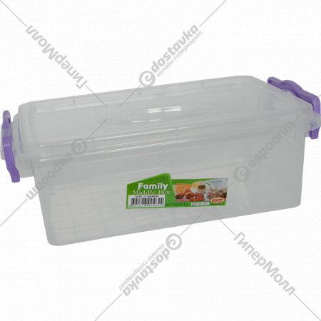 Контейнер «Family Box» 0464, 2.2 л.