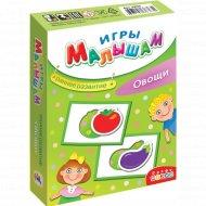 Игры малышам «Овощи» DR-3256.