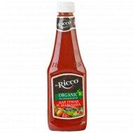 Кетчуп «Mr. Ricco» шашлычный, 570 г.