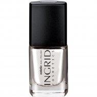 Лак для ногтей «Ingrid» Estetic, 001, 10 мл.