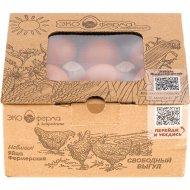 Яйца куриные «Солигорская птицефабрика» Фермерские, столовые, 9 шт