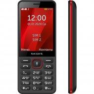 Мобильный телефон «Texet» TM-309, черный