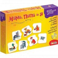 Мои первые игры «Мама, папа и я» DR-1102.