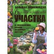 Книга «Благоустройство участка от ландшафтного дизайна до садовых построек».
