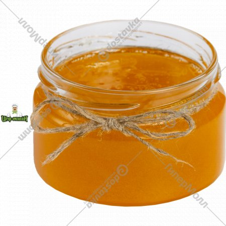Мед натуральный, 250 г .