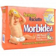 Подгузники «Morbidea Grande» размер 4, вес 9-15 кг, 28 шт.