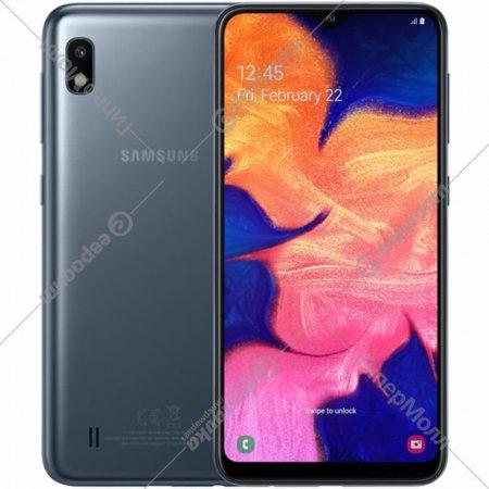Смартфон «Samsung» SM-A105FZKGSER.